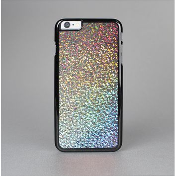 The Colorful Confetti Glitter Sparkle Skin-Sert for the Apple iPhone 6 Skin-Sert Case