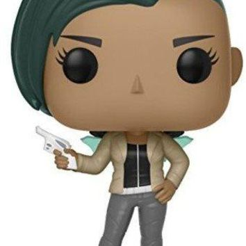 Funko Pop Comics: Saga-Alana with Gun Collectible Figure