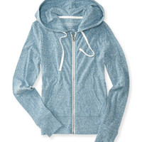 Lightweight Core Full-Zip Hoodie - Aeropostale
