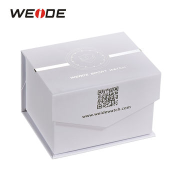 Original Paper Gift Box For Women & Men Watches Rectangle Shaped Fashion Protection Gift Boxes