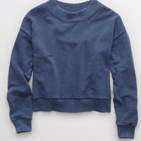 Aerie Vintage Beach Fleece , Somber Navy