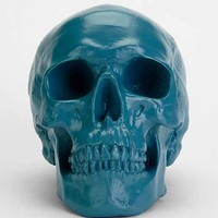 Magical Thinking Skull Bank- Teal One