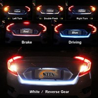 Car Light LED Strips Rear Trunk