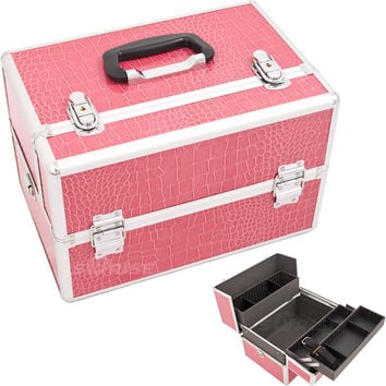 Just Case Professional Cosmetic Train Case