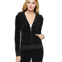 Logo Juicy Sequins Velour Original Jacket by Juicy Couture,