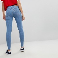 Levi's Mile High Super Skinny Jean at asos.com