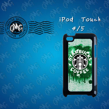 iPod 4 case , iPod 5 case , iPod touch 4 case , iPod touch 5 case , iPod 4 cover , iPod 5 cover , Starbucks