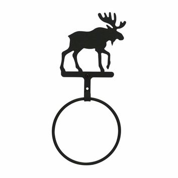 Moose - Towel Ring