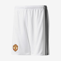 Manchester United 2017-18 Youth Home Shorts