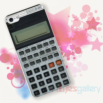 Calculator Classic for iPhone 4/4S, iPhone 5/5S, iPhone 5C, iPhone 6 Case - Samsung S3, Samsung S4, Samsung S5 Case