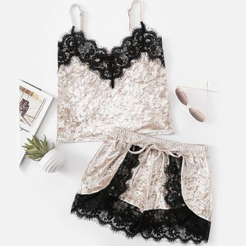Luxe Lace Set