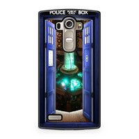 Inside The Tardis LG G4 case