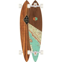 Arbor Fish Premium Complete Longboard One Color, 39in