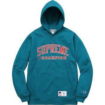 Supreme Champion Pullover - Teal