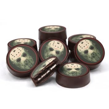 Friday the 13th Milk Chocolate Covered Oreo Cookies