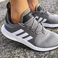 Adidas X_PLR lightweight and comfortable sports shoes