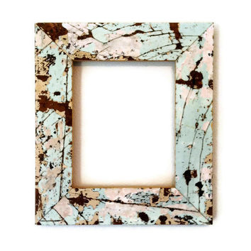New Orleans Reclaimed Wood Frame from Early 1900's home by RestorationHarbor