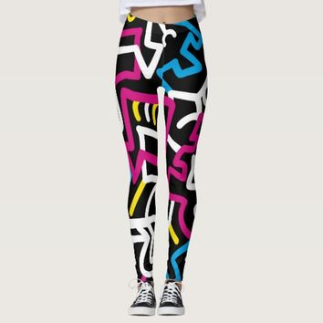 Mazed and Confused Leggings