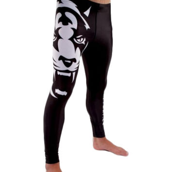 Men's MMA Boxing Tiger Breathable Sports Muay Thai Pants
