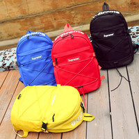 shosouvenir Supreme casual men and women shoulder bag
