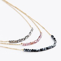 Remembrance Beaded Necklace | Ruche