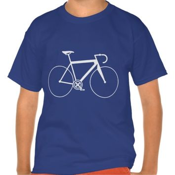 BICYCLE Hanes Poly-Cotton Blend T-Shirt
