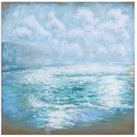 Morning Swells Canvas Art