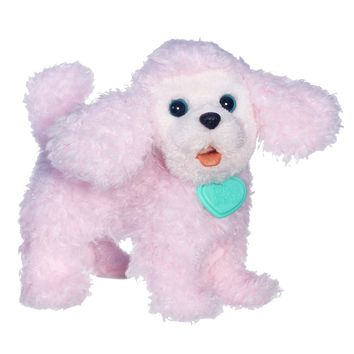 FurReal Friends Walkin Puppies Pretty Poodle Toy Plush