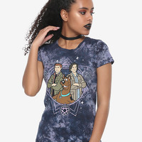 ScoobyNatural Washed Girls T-Shirt