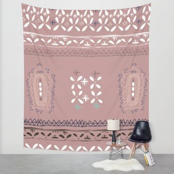 Moroccan Quartz Wall Tapestry by Yaansoon | Society6