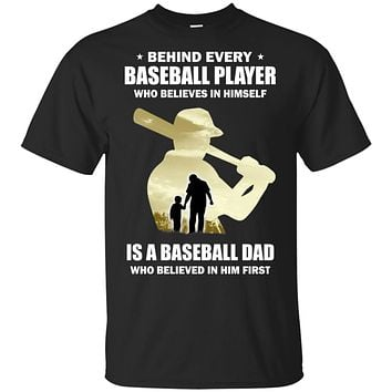 Behind Every Baseball Player Is A Dad That Believes