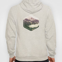 The Mountains Are Calling Hoody by Noonday Design