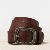 AEO Bling Buckle Belt | American Eagle Outfitters