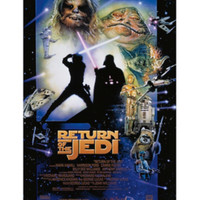 Star Wars: Episode VI Return Of The Jedi Poster