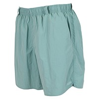 Manfish Swim Trunk in Menthol by AFTCO