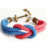 JFK Junior Triton Knot Bracelet by Kiel James Patrick