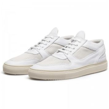 Filling Pieces White Ultra Low Transformed 3M Sneakers