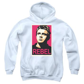 Dean - Rebel Campaign Youth Pull Over Hoodie