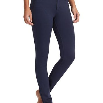Athleta Womens Ponte Skinny Pant