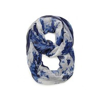 Kelly & Katie Garden Blossoms Infinity Scarf