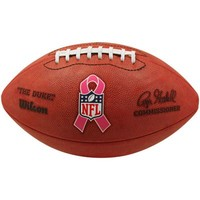 Wilson NFL Official Breast Cancer Awareness Game Football