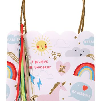 Rainbow & Unicorns Party Bags