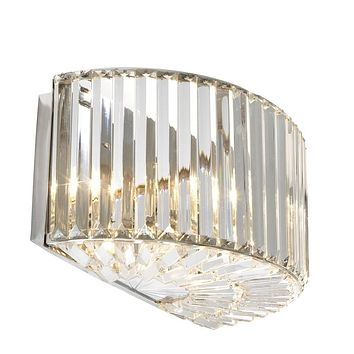 CRYSTAL WALL SCONCE | EICHHOLTZ INFINITY