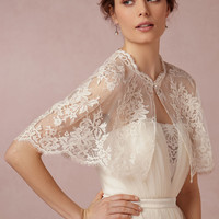 Chantilly Capelet