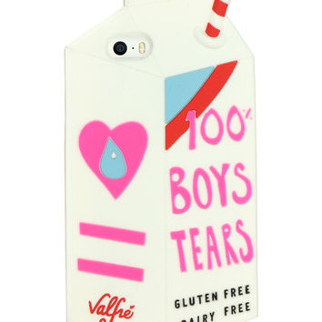 BOY TEARS 3D IPHONE CASE