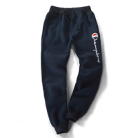 Champion Women Fashion Print Sport Stretch Pants Trousers Sweatpants