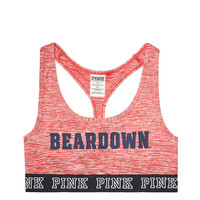 University of Arizona Logo Crop Bra - PINK - Victoria's Secret