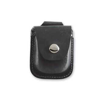 Charles Hubert Black Leather Holder For Up To 42mm Pocket Watch