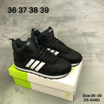 Adidas Original NEO KXT WTR MID Fashion Women Sports Running Shoes 2 Colors