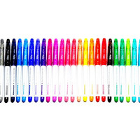 Pilot FriXion Colors Erasable Marker Pen, 24 colors set (Japan Import) [Komainu-Dou Original Package]